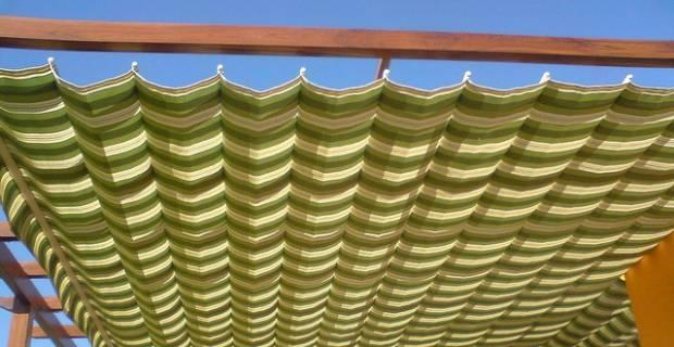 Tejido de exterior la sabadellenca for Tela de toldo impermeable